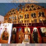 Iconostas restaurat